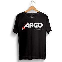 Gazapizm - HollyHood - Gazapizm Argo İzmir Siyah T-shirt