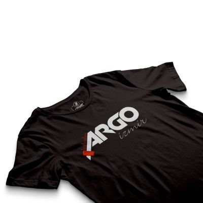 HH - Gazapizm Argo İzmir Siyah T-shirt