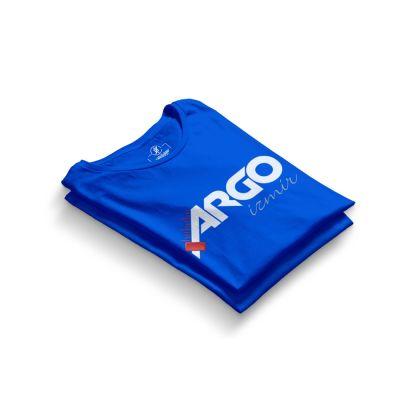 HH - Gazapizm Argo İzmir Mavi T-shirt