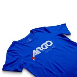 HH - Gazapizm Argo İzmir Mavi T-shirt - Thumbnail