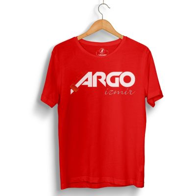 HH - Gazapizm Argo İzmir Kırmızı T-shirt