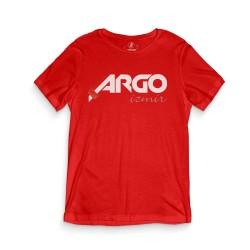 HH - Gazapizm Argo İzmir Kırmızı T-shirt - Thumbnail