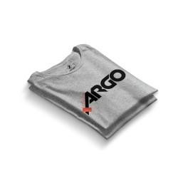 HH - Gazapizm Argo İzmir Gri T-shirt - Thumbnail