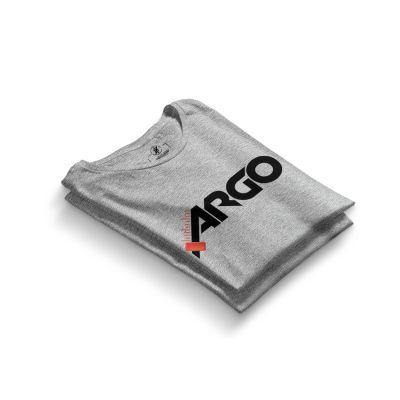 HH - Gazapizm Argo İzmir Gri T-shirt