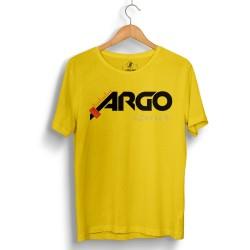 Gazapizm - HH - Gazapizm Argo İzmir Sarı T-shirt