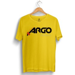 Gazapizm - HollyHood - Gazapizm Argo İzmir Sarı T-shirt