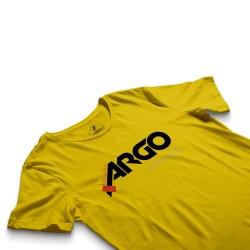 HH - Gazapizm Argo İzmir Sarı T-shirt - Thumbnail