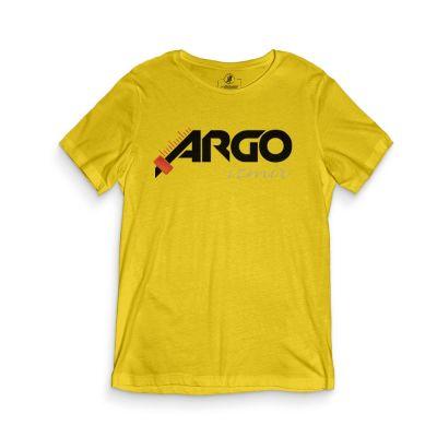 HH - Gazapizm Argo İzmir Sarı T-shirt