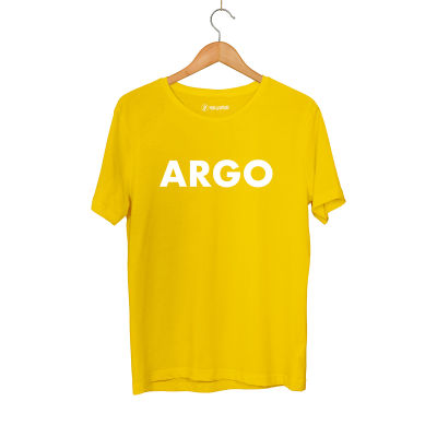 HH - Gazapizm Argo Sarı T-shirt