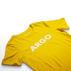 HH - Gazapizm Argo Sarı T-shirt - Thumbnail
