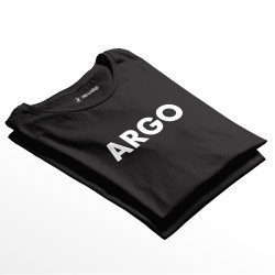 HollyHood - Gazapizm Argo Siyah T-shirt - Thumbnail