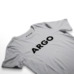 HollyHood - Gazapizm Argo Gri T-shirt - Thumbnail
