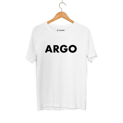 HollyHood - Gazapizm Argo Beyaz T-shirt