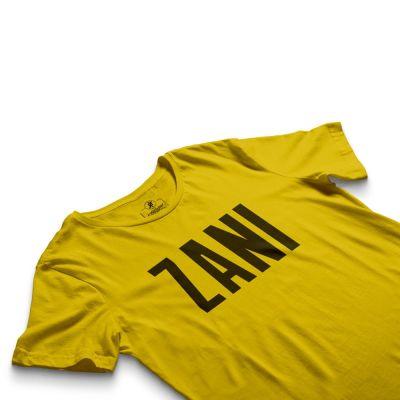 HH - Gazapizm Zanı Sarı T-shirt