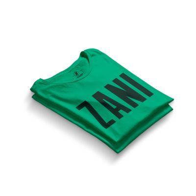 HollyHood - Gazapizm Zanı Yeşil T-shirt