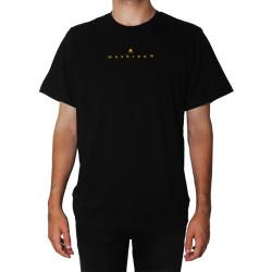 Mushroom - Gold Siyah T-shirt