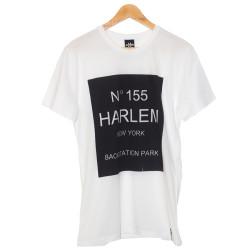 Hyper X - Hyper X - Harlem Beyaz T-shirt