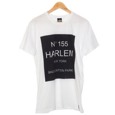 Hyper X - Harlem Beyaz T-shirt