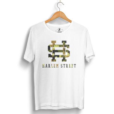 HH - Harlem Street Beyaz T-shirt
