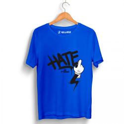 High - HH - High Hate Hand Mavi T-shirt