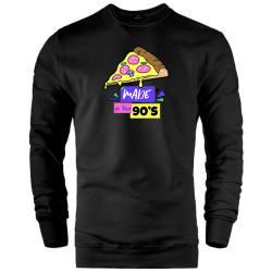 HH - 90's Pizza Sweatshirt - Thumbnail