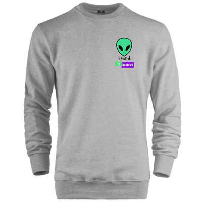 HH - Alien Sweatshirt (Değişim ve İade Yoktur)