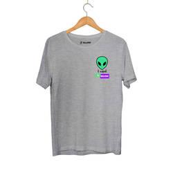 Outlet - HH - Alien T-shirt Gri (Seçili Ürün)