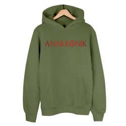 Allame - HH - Allame Anakronik Logo Cepli Hoodie