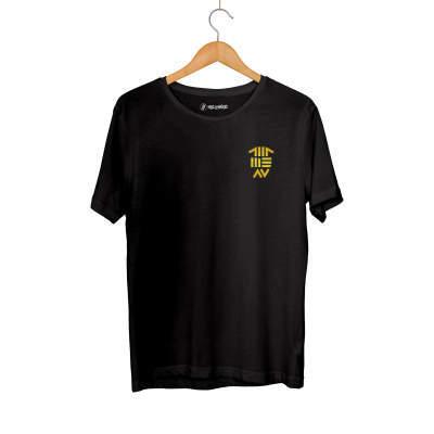 HH - Allame Av Arma Siyah T-shirt(Fırsat Ürünü)