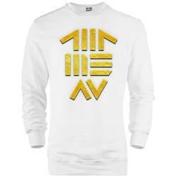 HH - Allame AV Logo Sweatshirt - Thumbnail