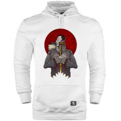 HH - Allame Dracula Cepli Hoodie - Thumbnail