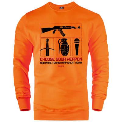 HH - Allame Choose Sweatshirt (Fırsat Ürünü)