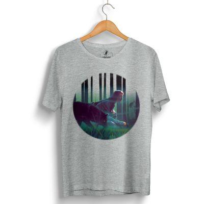 HH - Allame Gölgeler Gri T-shirt (Seçili Ürün)