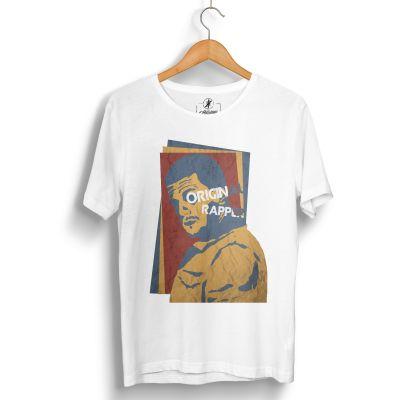 HH - Allame Original Rapper Beyaz T-shirt (Seçili Ürün)