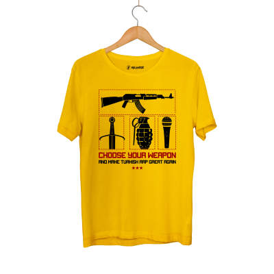 HH - Allame Choose T-shirt
