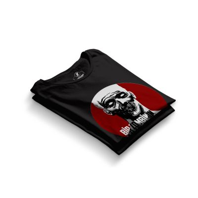 HH - Allame Zombinin Anatomisi Siyah T-shirt (Seçili Ürün)