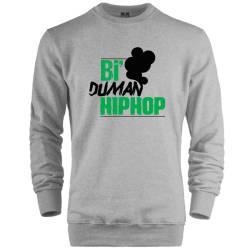HH - Anıl Piyancı Bi Duman HipHop Sweatshirt - Thumbnail