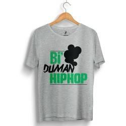 HH - Anıl Piyancı Bi Duman HipHop T-shirt - Thumbnail