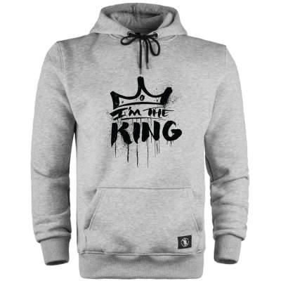 I Am The King Cepli Hoodie