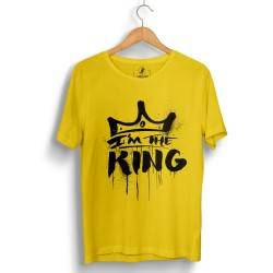 Anıl Piyancı - HH - Anıl Piyancı I Am The King T-shirt