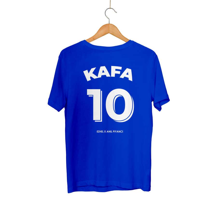 HH - Anıl Piyancı Kafa 10 Forma T-shirt - Mavi
