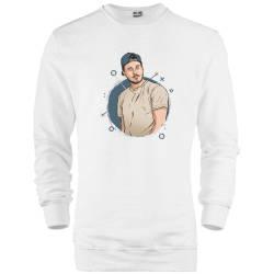HH - Anıl Piyancı Portre Sweatshirt - Thumbnail