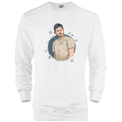 HH - Anıl Piyancı Portre Sweatshirt