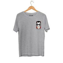 Anıl Piyancı - HH - Anıl Piyancı Profesör Gri T-shirt