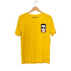 Anıl Piyancı - HH - Anıl Piyancı Profesör Sarı T-shirt