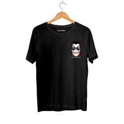 Anıl Piyancı - HH - Anıl Piyancı Profesör Siyah T-shirt