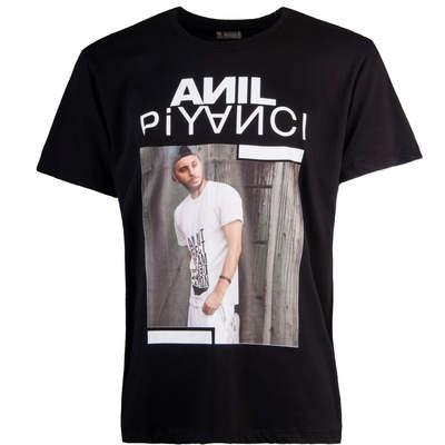 HH - Anıl Piyancı Siyah T-shirt (Seçili Ürün)