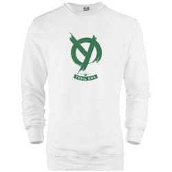 Anıl Piyancı - HH - Anıl Piyancı Yeşil Oda Sweatshirt