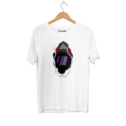 Aspova - HH - Aspova Fireman Beyaz T-shirt