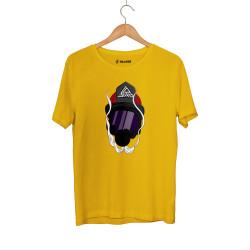 Aspova - HH - Aspova Fireman Sarı T-shirt